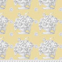 Kaffe Fassett Classics - Stone Flower PWGP173 BEIGE Quilt Fabric