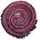 "Thumbnail: Kaffe Fassett ""Pink"" Jelly Roll - 40 x 2.5"" WOF Strips or Layer Cake 40 x 10"" Sq"