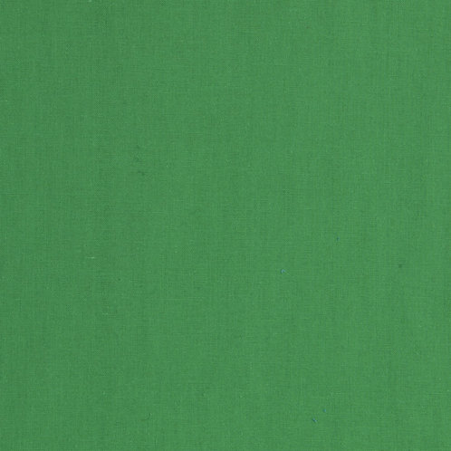 Emerald Green Homespun Cotton Quilt Fabric