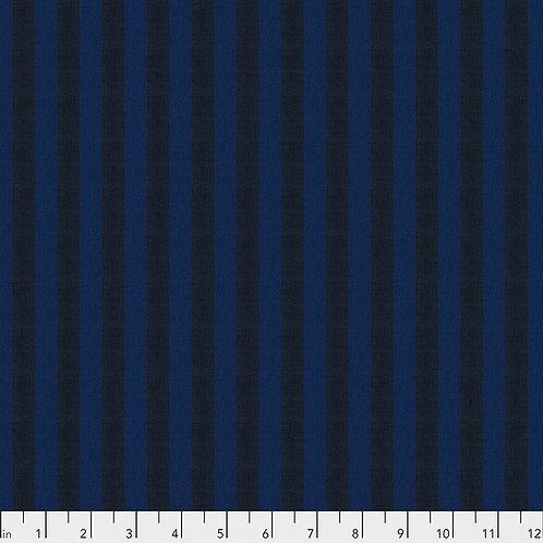Kaffe Fassett Shot Cotton Stripe SSGP002 MIDNIGHT Quilt Fabric