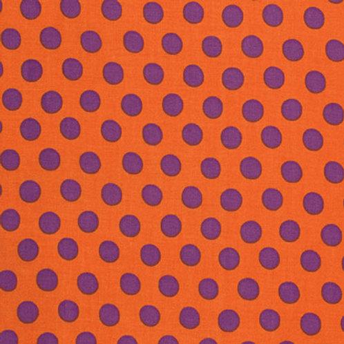 Kaffe Fassett Classics - Spot Orange PWGP070 ORANG Quilt Fabric