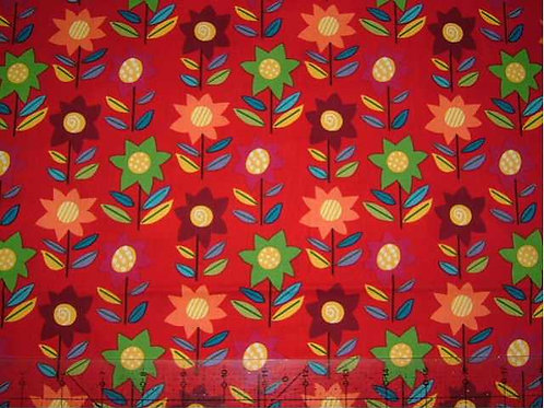 Jennifer Pudney I'd Rather be in my Garden Col 3 Quilt Fabric