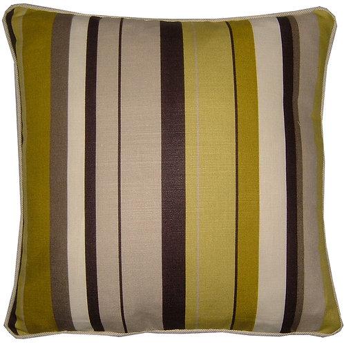 Romo Anoko Lime Cushion Cover