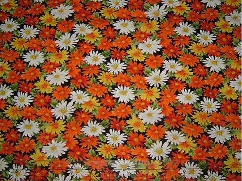 Japanese Floral Fiesta Col 7 Quilt Fabric