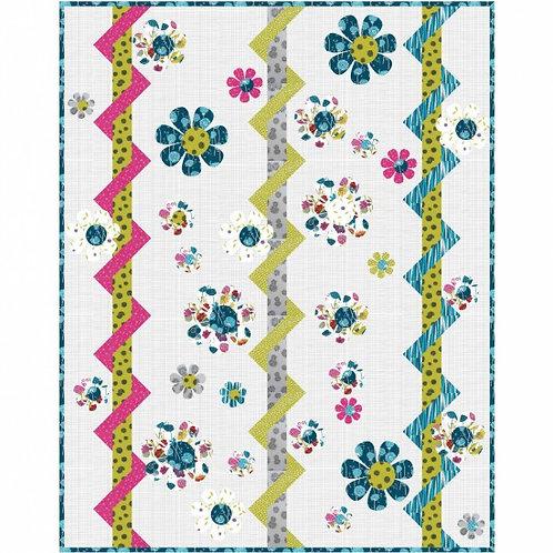 Nutex Just Summer Daze Quilt Pattern or Kit