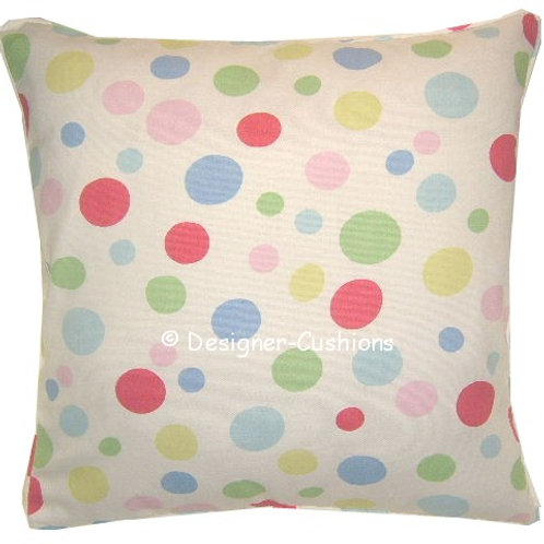 Cath Kidston 'Bubbles' Cotton Duck Cushion Cover