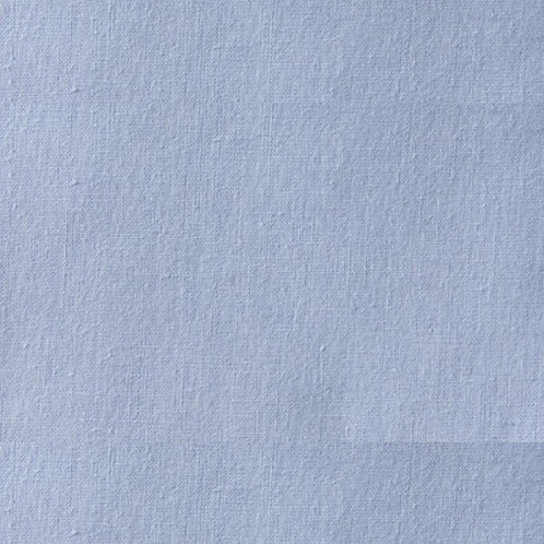 Sky Blue Homespun Cotton Quilt Fabric