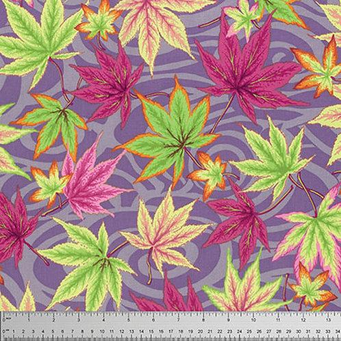 Kaffe Fassett Stash - Maple Stream Mauve PWPJ080 MAUVE Quilt Fabric