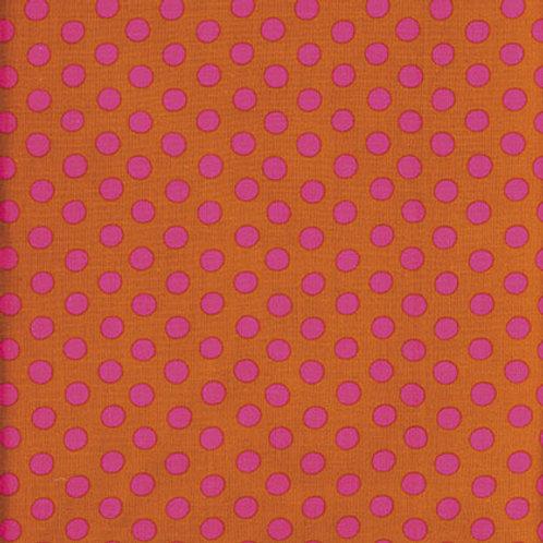 Kaffe Fassett Classics - Spot Tobacco GP70 TOBAC Quilt Fabric