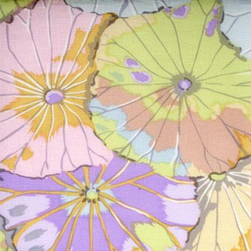 Kaffe Fassett Classics - Lotus Leaf Pastel GP29 PASTL Quilt Fabric