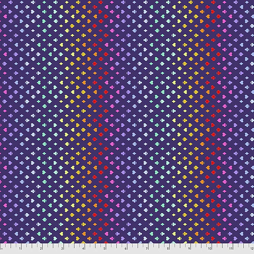 """Tula Pink """"Curiouser"""" Suited & Booted Daydream PWTP168 Quilt Fabric"""
