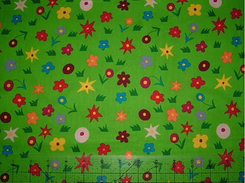 Jennifer Pudney I'd Rather be in my Garden Col 2 Quilt Fabric