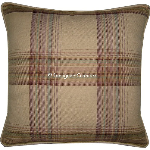 Laura Ashley Brodie Raisin Cushion Cover