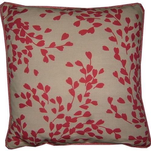 Romo Sappora Fuschia Cushion Cover
