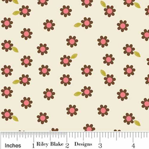 Riley Blake Indian Summer Col 7 Quilt Fabric
