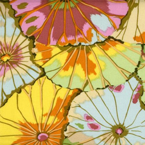 Kaffe Fassett Classics - Lotus Leaf Jade GP29 JADE Quilt Fabric