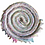 "Thumbnail: Kaffe Fassett Pastels Designer Roll - 20 x 5"" x WOF"