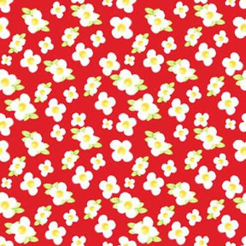 Tussie Mussie Jennifer Heyman 7JHC1 Quilt Fabric
