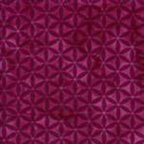 Island Batiks 611527005 Jewels & Gems Pink Circles Quilt Fabric