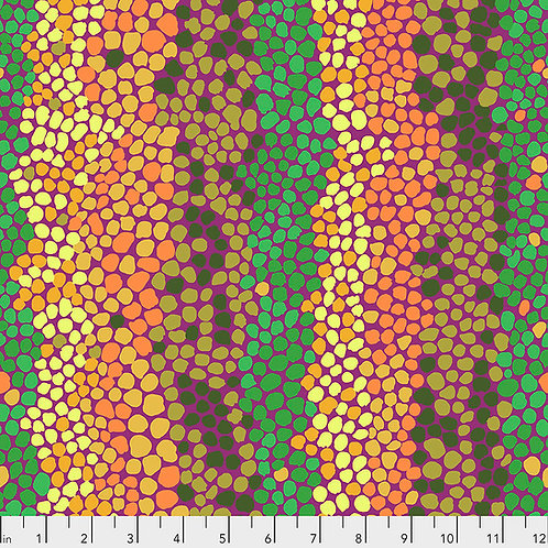 Kaffe Fassett Feb2021 - Pebble Mosaic BM042 JUNGLE