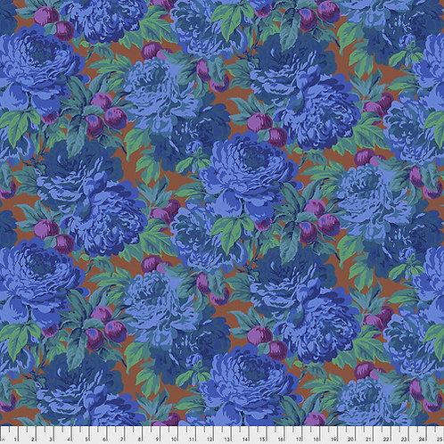 Kaffe Fassett Feb2020 - Luscious PWPJ011 BLUE Quilt Fabric