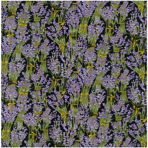 Nutex Kiwiana Lavender 85110 Col2 Quilt Fabric