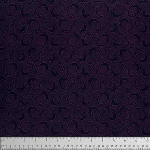 Kaffe Fassett Classics - Aboriginal Dot Orchid GP071ORCHI Quilt Fabric