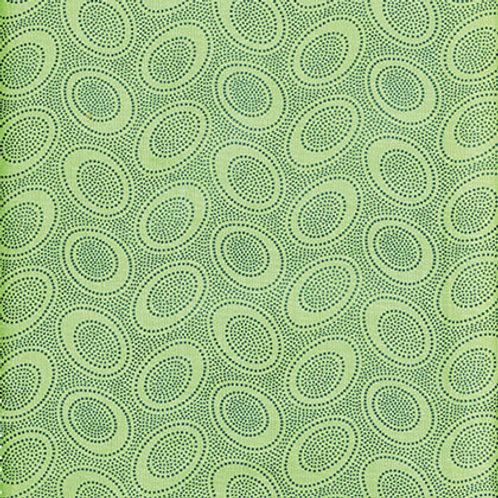 Kaffe Fassett Classics - Aboriginal Dot Leaf GP71 LEAFX Quilt Fabric
