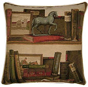 Library Theme Cushions