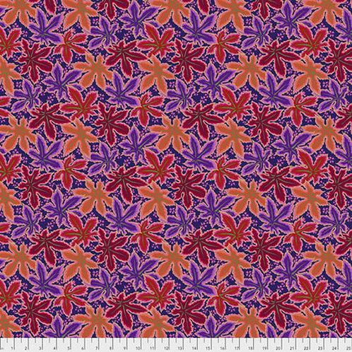 Kaffe Fassett Classics - Lacy Leaf PJ093 REDX Quilt Fabric