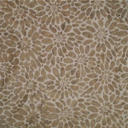 Mirah Zriya Pearl Drops Batik Gravel Glaze P/PL-01-5686 Quilt Fabric
