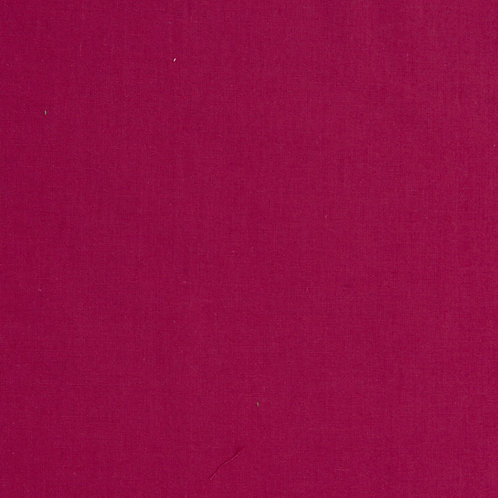 Ruby Red Homespun Cotton Quilt Fabric