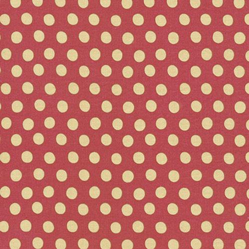 Kaffe Fassett Classics - Spot Paprika GP70 PAPRI Quilt Fabric