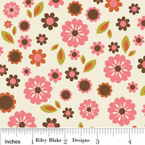 Riley Blake Indian Summer Col 2 Quilt Fabric