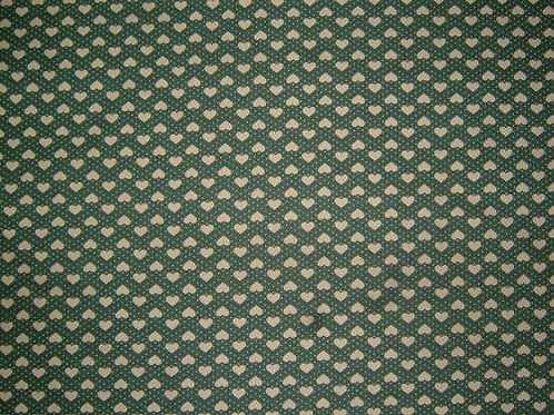 Japanese Fabrics Mini Hearts Quilt Fabric Col 8