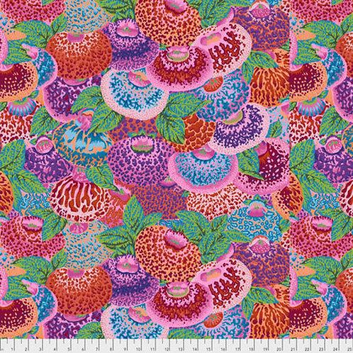 Kaffe Fassett Classics - Ladies Purse PJ094 REDX Quilt Fabric
