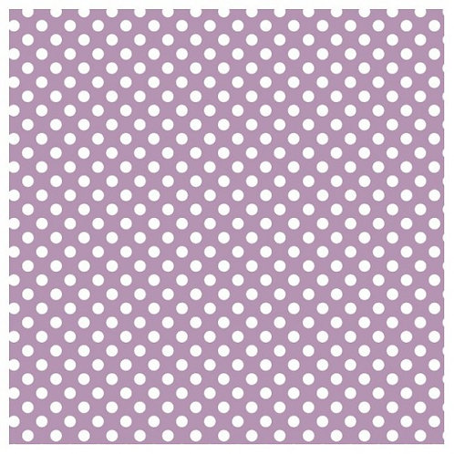 Nutex Novelty Sunshine Lilac Dots 80560 Col6 Quilt Fabric