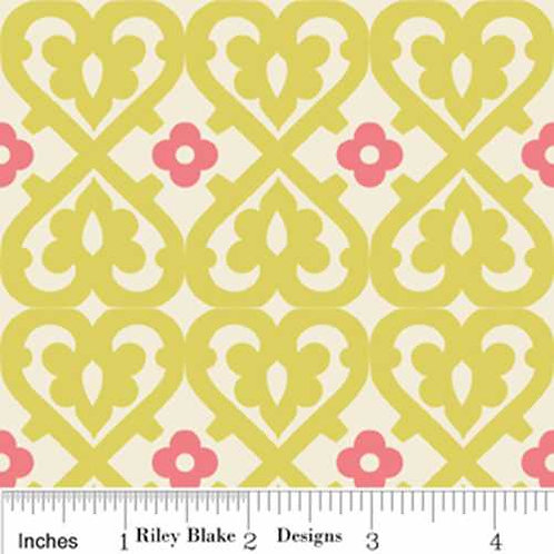 Riley Blake Indian Summer Col 3 Quilt Fabric