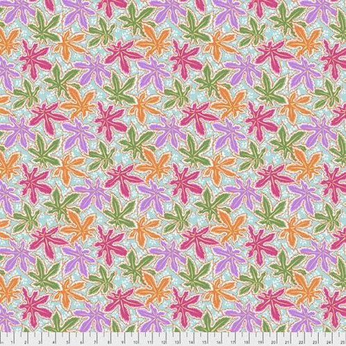 Kaffe Fassett Classics - Lacy Leaf PJ093 NATUR Quilt Fabric