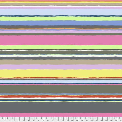 Kaffe Fassett Feb2020 - Promenade Stripe PWGP178 CONTRAST Quilt Fabric