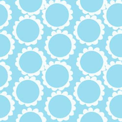 Tussie Mussie Jennifer Heyman 9JHC1 Quilt Fabric
