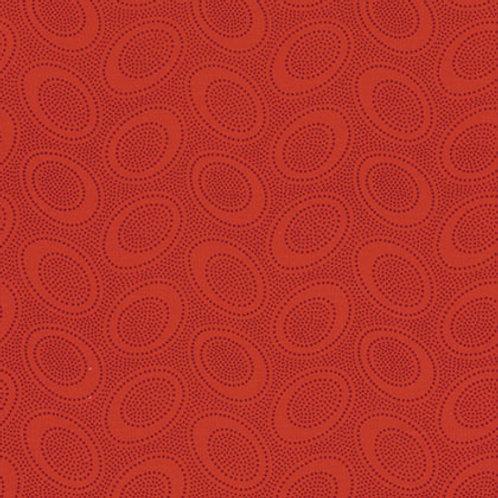 Kaffe Fassett Classics - Aboriginal Dot Red GP71 REDD Quilt Fabric