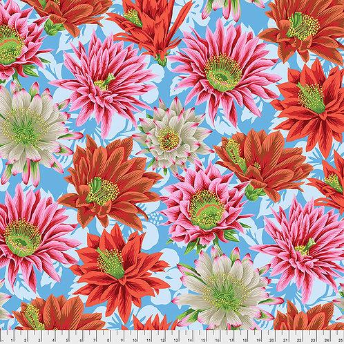 Kaffe Fassett Spring 2019 - Cactus Flower Multi PWPJ096 MULTI Quilt Fabric
