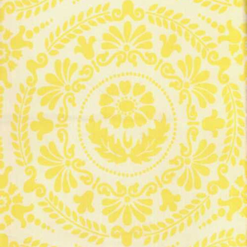 Jennifer Paganelli - PRETTY PLEASE JP13 Butter Quilt Fabric