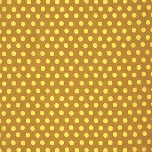 Kaffe Fassett Classics - Spot Ochre PWGP070 OCHRE Quilt Fabric