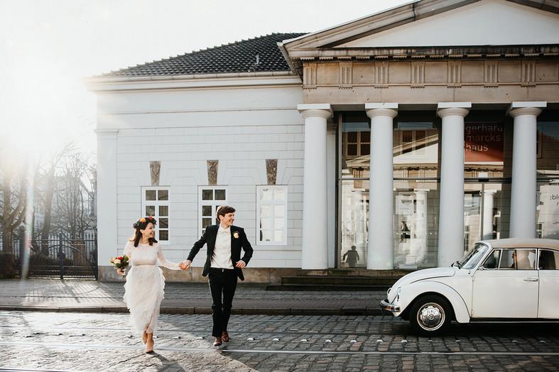 Hochzeit Viertel