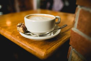 Organic fair trade coffee and espresso