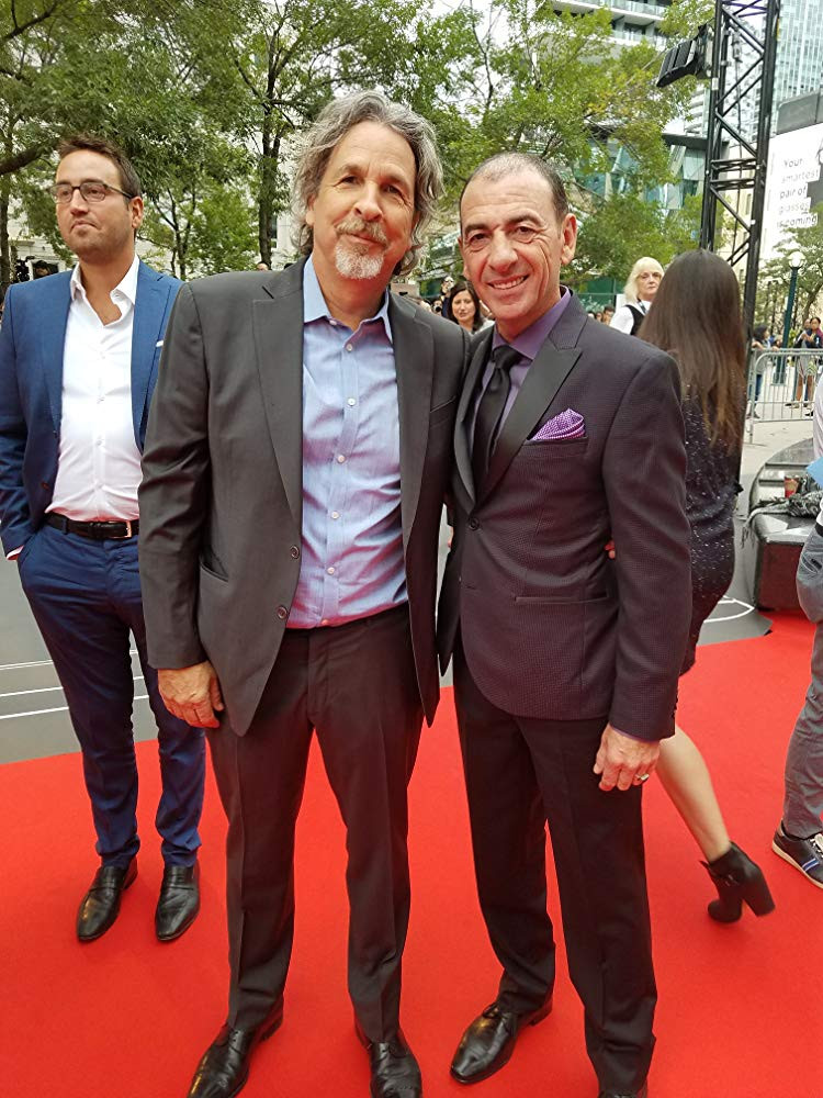 With Peter Farrelly