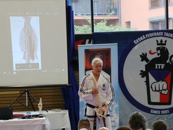 Seminar mit GM Paul Weiler in Ricany