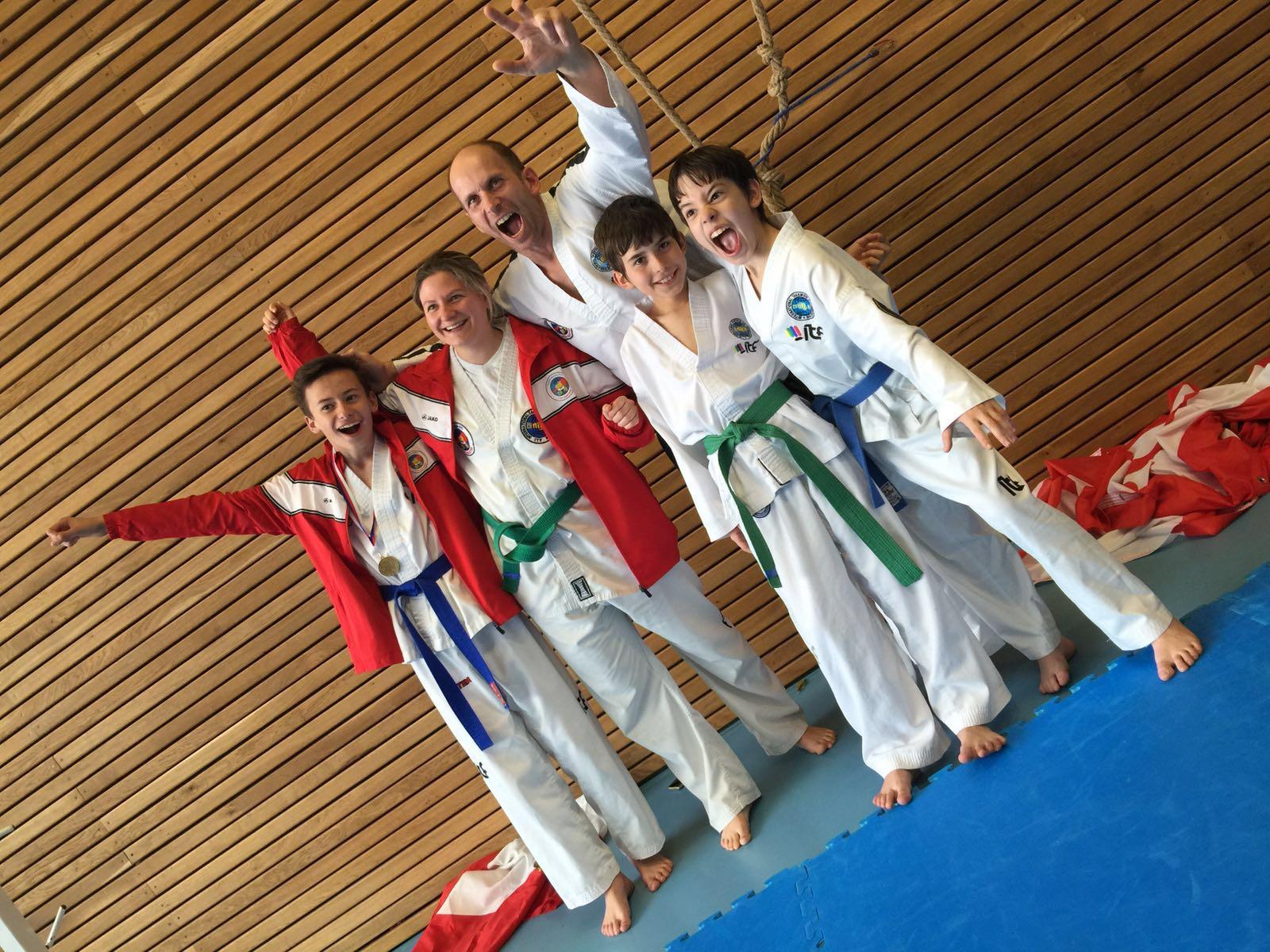 Gruppenfoto Teilnehmer
